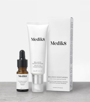 Medik8 Balance Moisturiser™ & Glycolic Acid Activator™